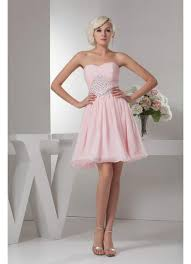 party dresses uk detailing a line chiffon pink party dresses