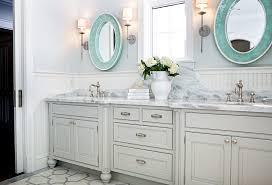 mirrored bathroom accessories bathroom accessories round mirror bathroom traditional with vanity