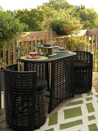 Patio Table And Chairs For Small Spaces Modern Outdoor Furniture For Small Spaces Beautiful Patio