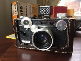 film camera light meter vintage argus matchmatic c3 35mm film camera with flash and light