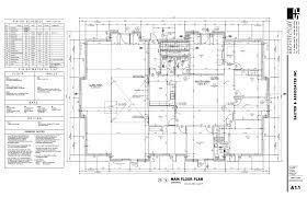 Finish Floor Plan Construction Document Examples Jill Sornson Kurtz Archinect
