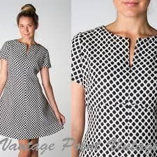 pattern a line shift dress shop mod shift dress pattern on wanelo