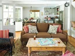 Decor Ideas Living Room Best 25 Small Kitchen Family Room Combo Ideas On Pinterest