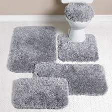 Fluffy Bathroom Rugs Top 63 Splendid Bath Rug X Black Shag Bathroom Bathrooms White
