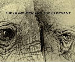 The Blind Men And The Elephant The Blind Men And The Elephant By Ritashi Fine Art Photography