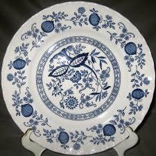 wedgwood blue heritage china