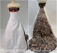 discount plus size camo accented dress strapless realtree camo