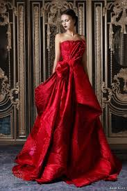 Draped Gown Rami Kadi Couture 2012 2013 Red Silk Gowns And Couture