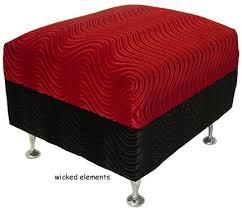 Funky Ottoman Funky Ottoman Elements Sofas Custom Sofas Rock