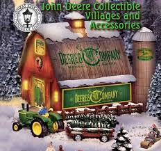 deere collectible villages and accessories
