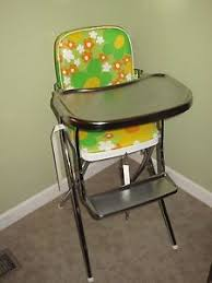 Vintage Cosco High Chair Cosco Fold Away High Chair On Popscreen
