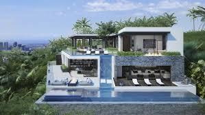 Home Designs And Architecture Concepts Multilevel Pool Interior Design Ideas