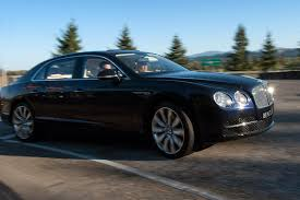bentley blacked out bentley 2014 flying spur is luxury overkill at ludicrous speed