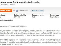 Rent A Desk London Weird Flat Adverts In London U2013 Property U2013 Time Out London