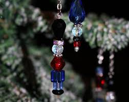 beaded icicle etsy