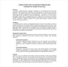 recommendation letter for employee of the year sample
