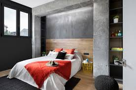 This Modern Bedroom Features Silk Silver Marble Effect by 500 Custom Master Bedroom Design Ideas For 2018