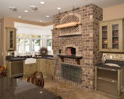 Indoor Kitchen Indoor Pizza Oven Houzz
