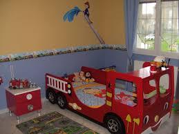 decoration chambre pompier décoration chambre garçon pompier