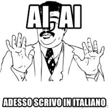 Neil Degrasse Tyson Reaction Meme - ai ai adesso scrivo in italiano neil degrasse tyson reaction
