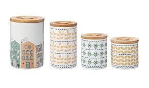 tea coffee sugar canisters buy tea caddy u0026 coffee jar house