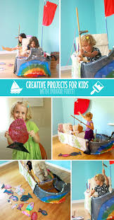 on the go with creative transportation indoor forts for kids
