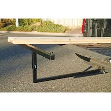 nissan frontier bed extender collapsible big bed hitch mount truck extender princess auto for