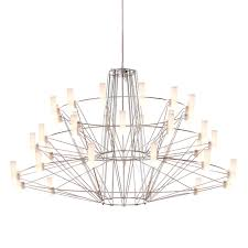 moooi coppelia led suspended lamp houseology