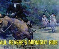 paul revere s ride book children s book review paul revere s midnight ride by stephen