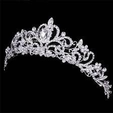 wedding crowns luxury rhinestone tiaras and crowns wedding tiara bridal crown