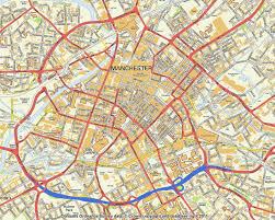 Printable Map Of Las Vegas Strip manchester map uk free printable maps
