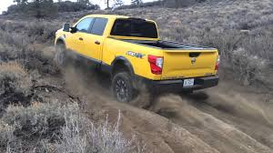 cummins nissan lifted 2016 nissan titan xd cummins diesel hill climb youtube