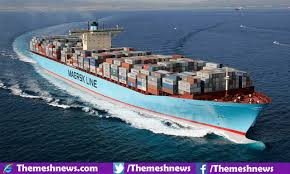 largest ship in the world top 10 biggest and largest ships in the world 2017