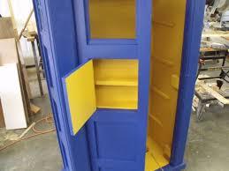Dr Who Tardis Bookshelf Tardis Bookshelf With Sound And Lights 8 Steps With Pictures