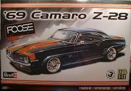 chip foose camaro chip foose design 1969 camaro z 28 large 1 12 scale revell plastic