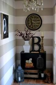 Home Foyer Decorating Ideas Our Foyer At The New House New House Vs Old House Small Shelves