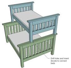 Free Do It Yourself Loft Bed Plans by How To Build A Loft Bed Diy Tutorial And Plans Apartment