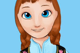 draw anna frozen 14 steps pictures wikihow