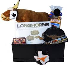 Austin Gift Baskets Longhorns In A Box Texas Treats Austin Texas Gift Baskets