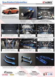 subaru cusco subaru xv crosstrek gp7 suspension components parts u0026 products