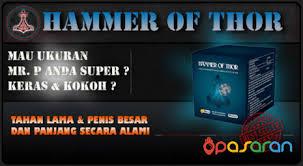 jual hammer of thor asli di jakarta barat antar gratis 082243840804