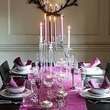New Year Table Decorations by 2012 New Years Eve Dinner Party Table Setting Ideas 5 Design