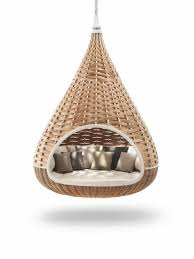 Tree Hanging Hammock Chair Exterior Design Colorful Cacoon Hammock For Outdoor Hanging Chair