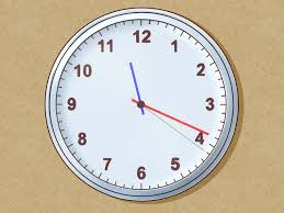 Telling Time To The Nearest Minute Worksheet How To Tell Time 15 Steps With Pictures Wikihow