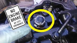 how does an engine brake work and how to troubleshoot them jake