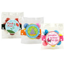 gumball party favors gumballs party favors personalized cello bags with 3 oz of