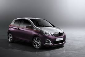 peugeot copper peugeot unveils cute new 108 city car