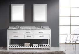 Virtu Bathroom Accessories by Virtu Usa Caroline Estate 72 Double Bathroom Vanity Set In White
