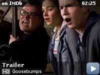 nonton film goosebump goosebumps 2015 imdb