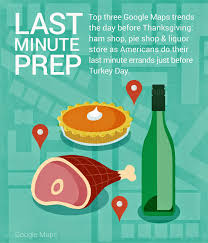 maps has 7 handy traffic tips for thanksgiving one page